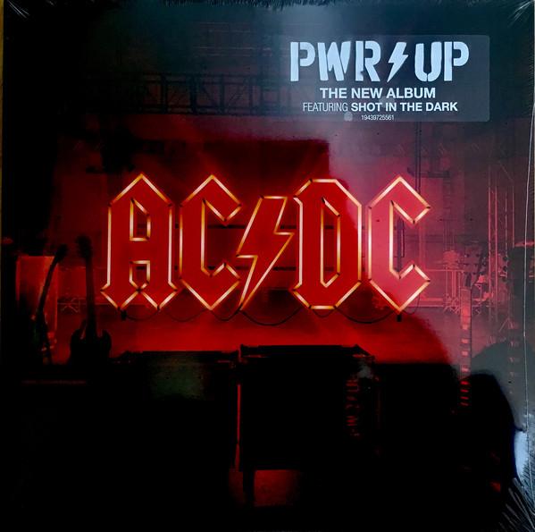 AC/DC PWR/UP Vinyl