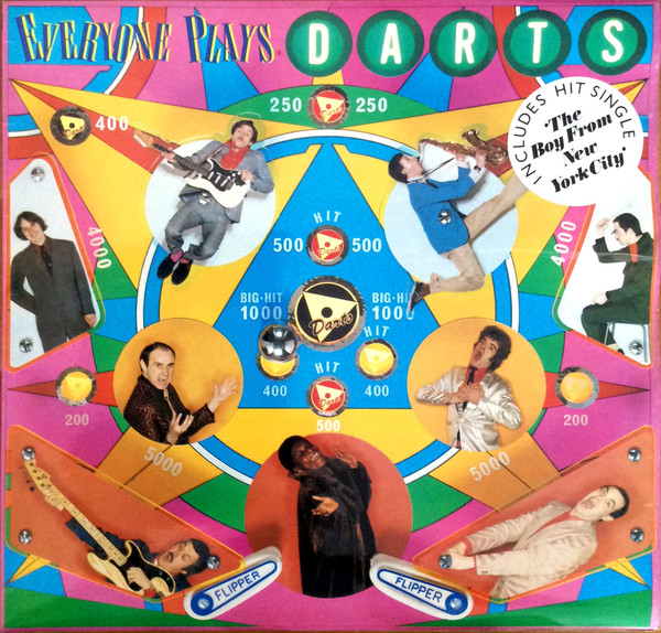 Darts Everyone Plays Darts Vinyl
