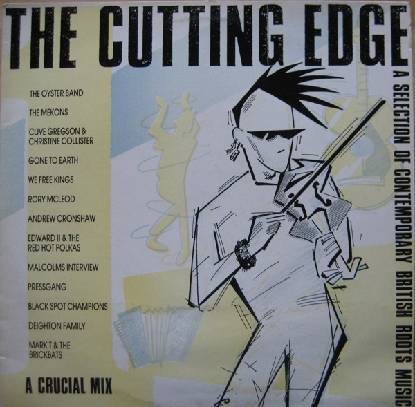 Various The Cutting Edge Vinyl