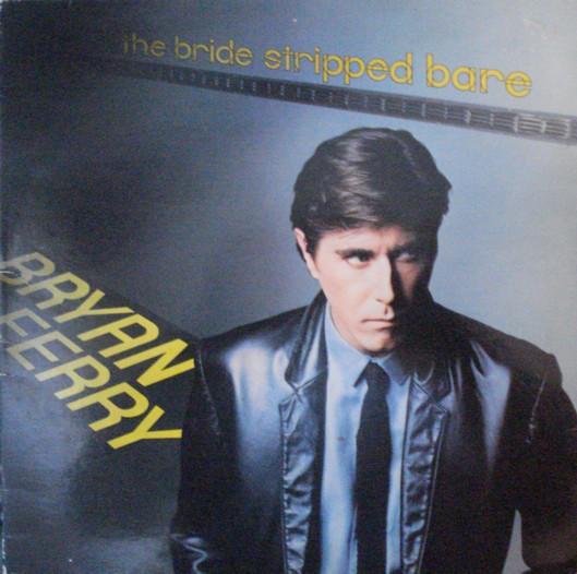 Ferry, Bryan The Bride Stripped Bare Vinyl