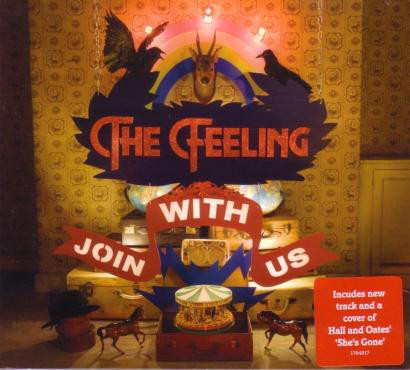 Feeling (The) Join With Us CD