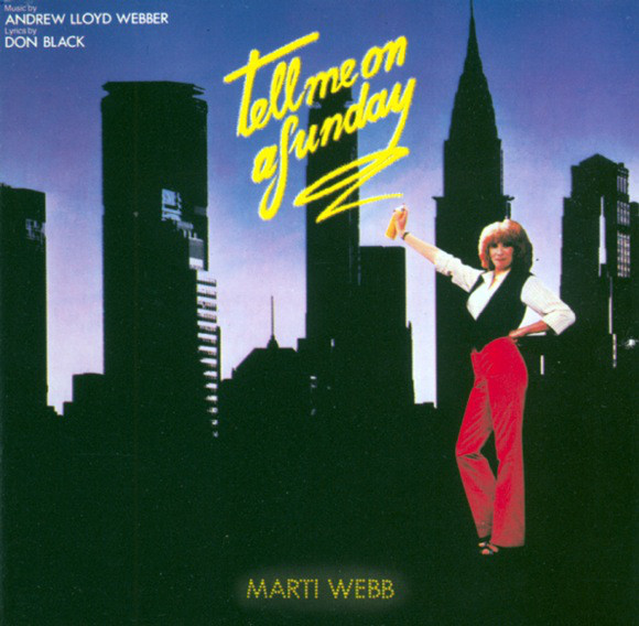 Webb, Marti Tell Me On A Sunday Vinyl