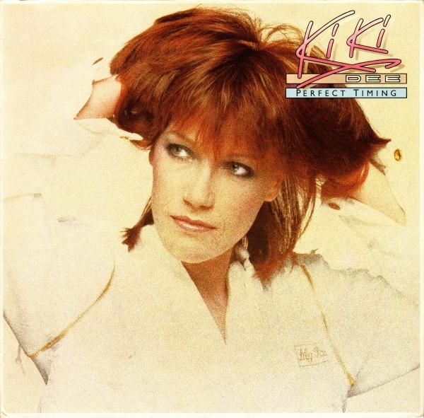 Kiki Dee Perfect Timing Vinyl