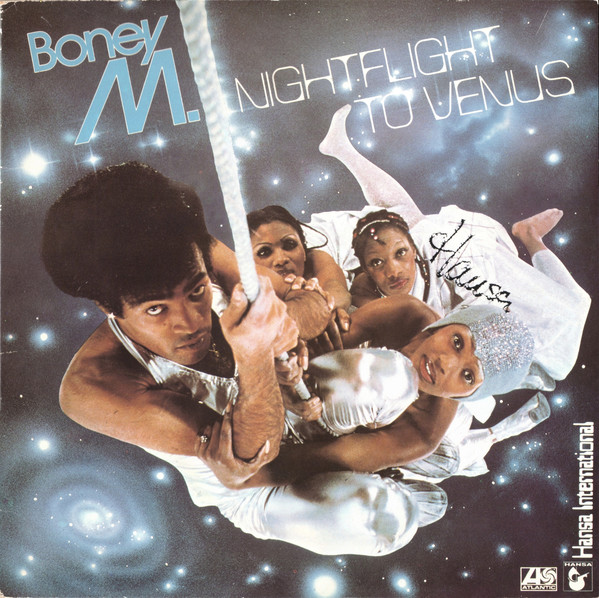 Boney M. Nightflight To Venus Vinyl