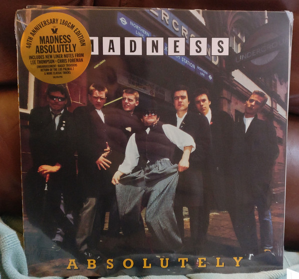 Madness Absolutely  Vinyl