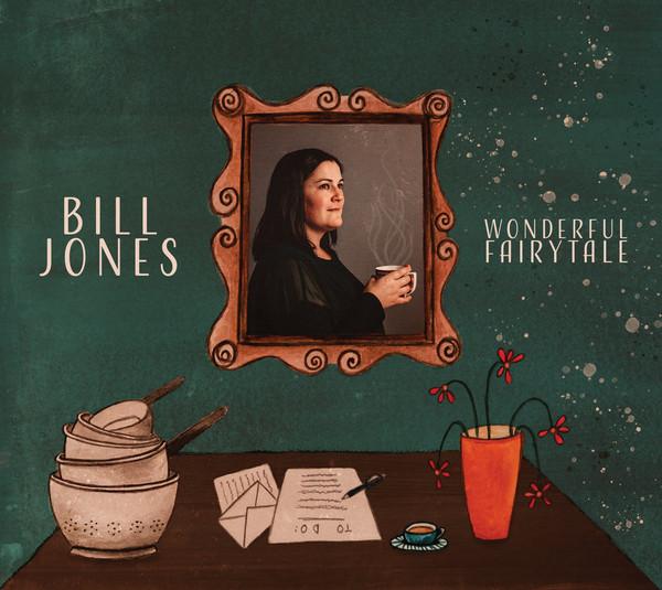Bill Jones Wonderful Fairytale CD
