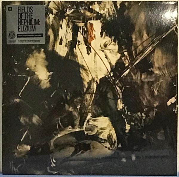 Fields Of The Nephilim Elizium Vinyl