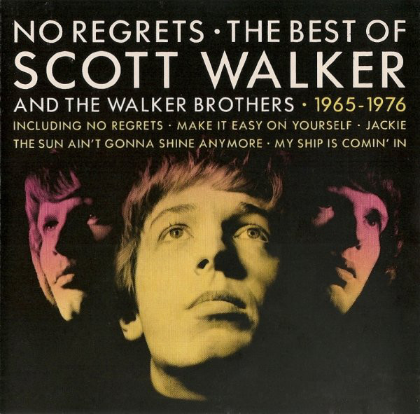 Walker Scott & The Walker Brothers No Regrets - The Best Of Vinyl