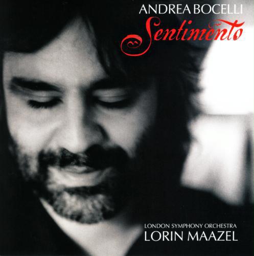 Bocelli, Andrea Sentimento CD