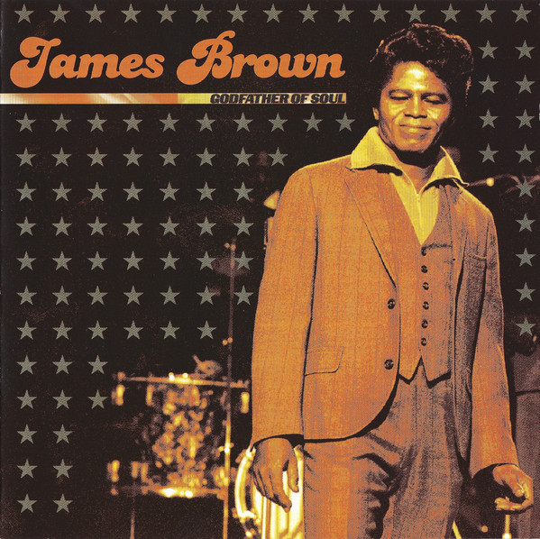 Brown, James Godfather Of Soul