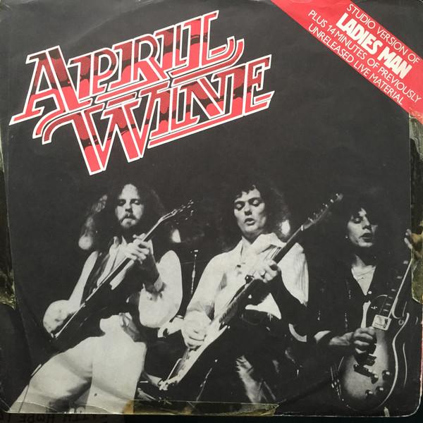 April Wine Ladies Man Vinyl