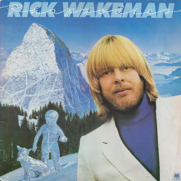 Wakeman, Rick Rhapsodies Vinyl