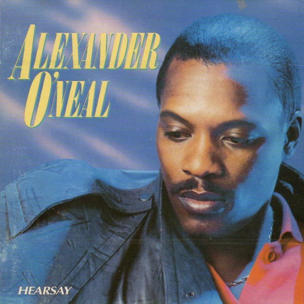 O'Neal, Alexander Hearsay CD