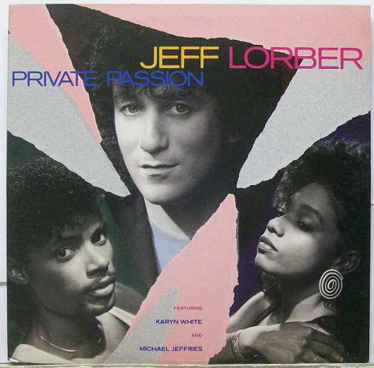 Lorber, Jeff Private Passion Vinyl