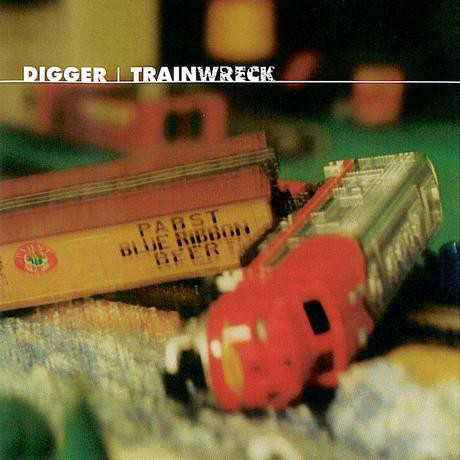 Digger Trainwreck CD