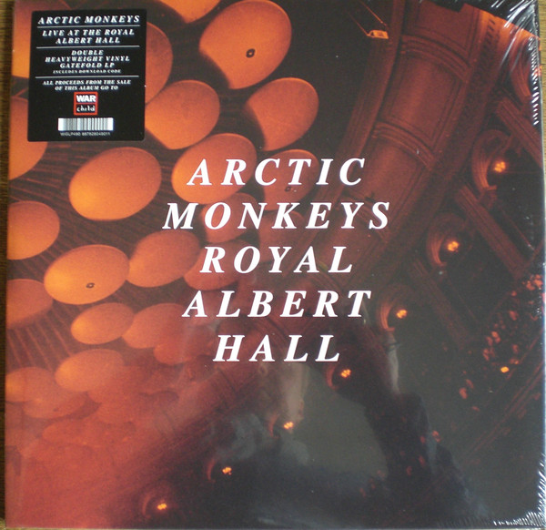 Arctic Monkeys Live At The Royal Albert Hall Vinyl