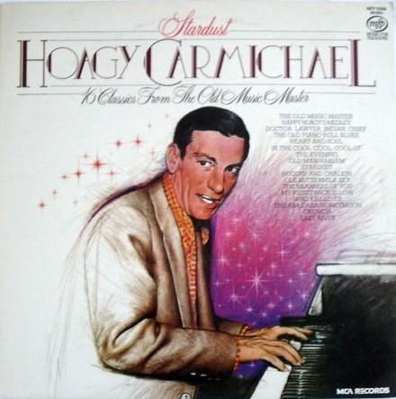 Carmichael, Hoagy Stardust Vinyl
