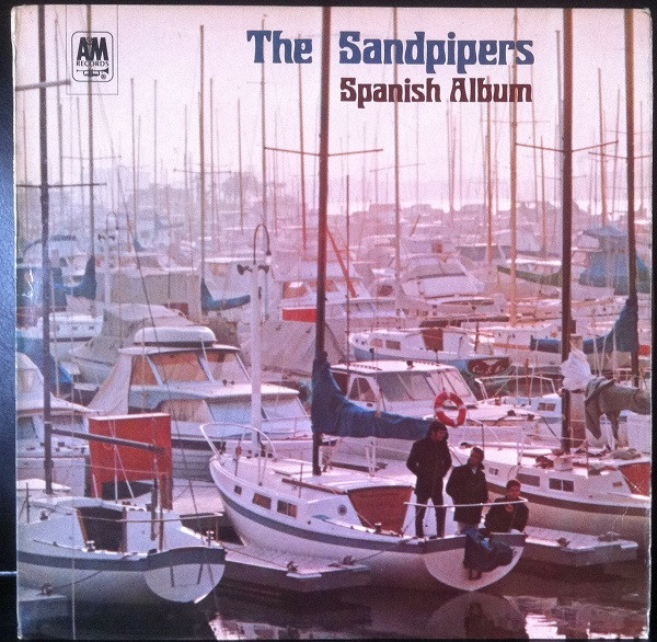 The Sandpipers Spanish Album Vinyl