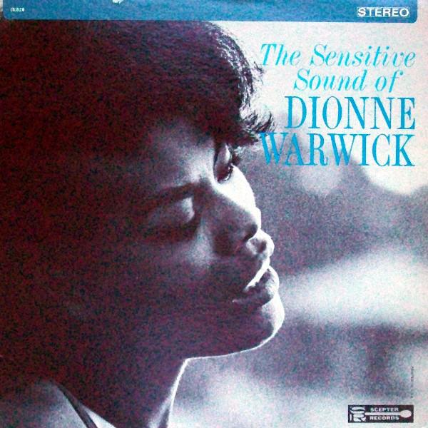 Dionne Warwick The Sensitive Sound Of Dionne Warwick Vinyl