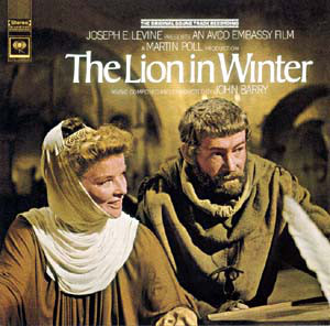 Barry, John The Lion In Winter (Original Motion Picture Soundtrack)  Vinyl