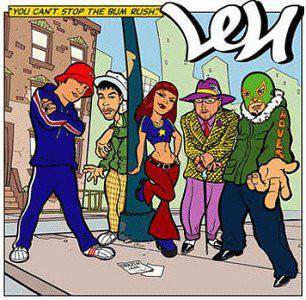 Len You Can't Stop The Bum Rush Vinyl