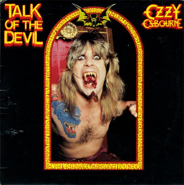Osbourne, Ozzy Talk Of The Devil Vinyl