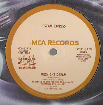 Dream Express Midnight Dream