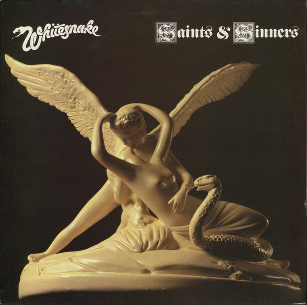 Whitesnake Saints & Sinners