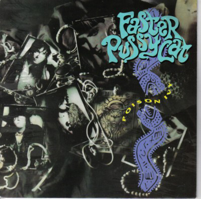 Faster Pussycat Poison Ivy Vinyl