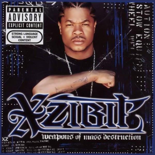 Xzibit Weapons Of Mass Destruction CD