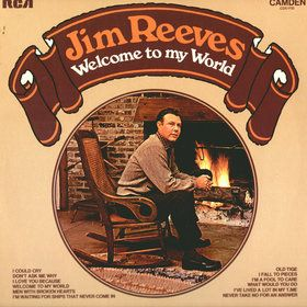 Reeves, Jim Welcome To My World