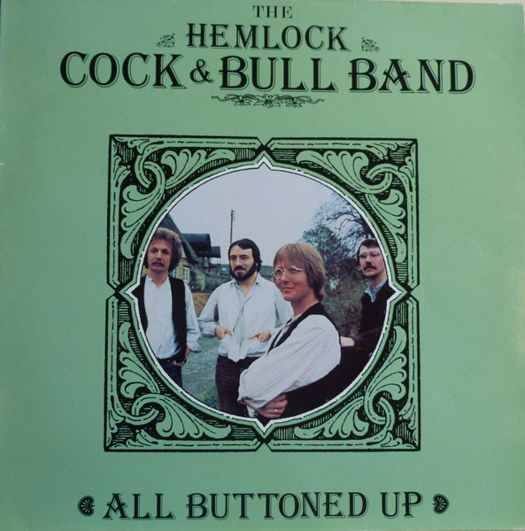 The Hemlock Cock & Bull Band All Buttoned Up Vinyl