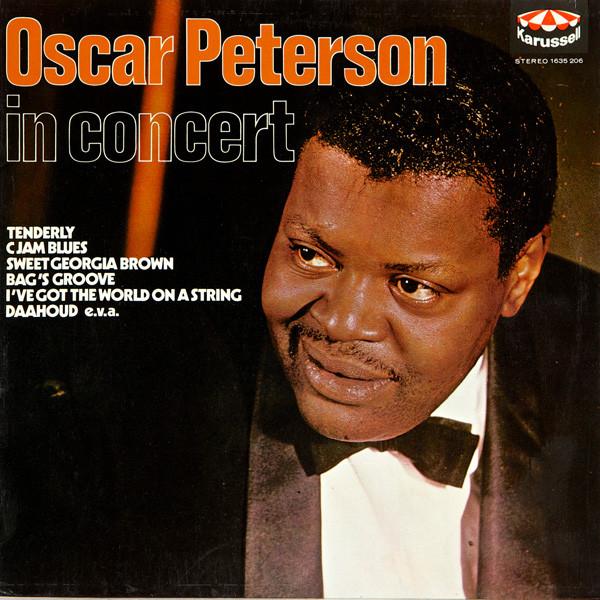 Peterson, Oscar In Concert