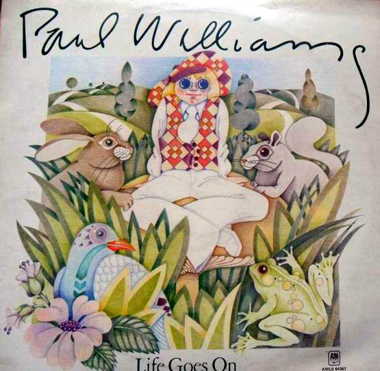 Williams, Paul Life Goes On Vinyl