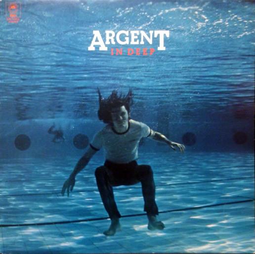 Argent In Deep Vinyl