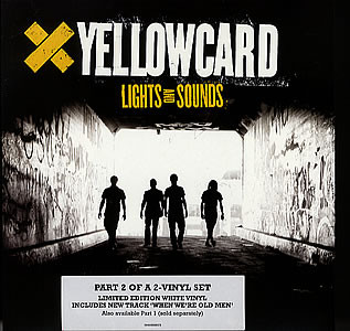 Yellowcard Lights And Sounds Vinyl