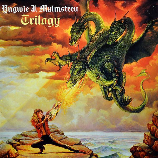 Yngwie J Malmsteen Trilogy