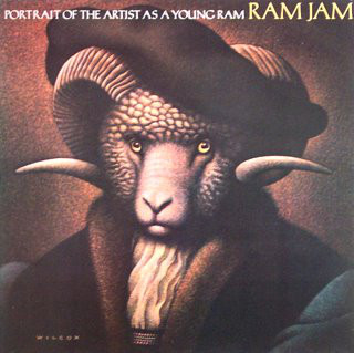 American Ram Jam Portrait Of The Artist As A Young Ram