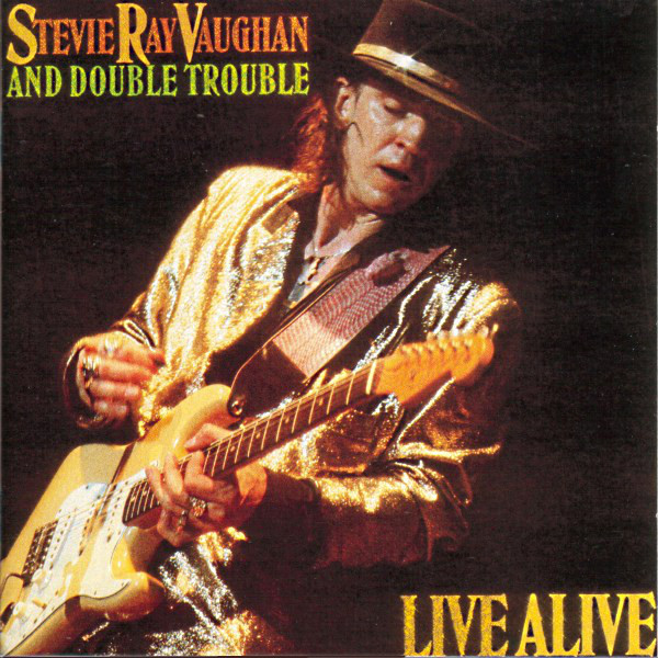 Vaughan, Stevie Ray Live Alive