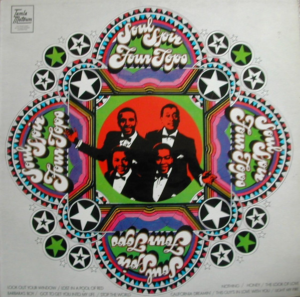 Four Tops Soul Spin