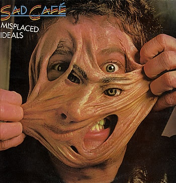 Sad Cafe Misplaced Ideals Vinyl