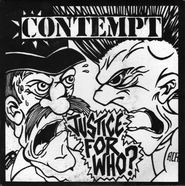 Contempt Justice For Who