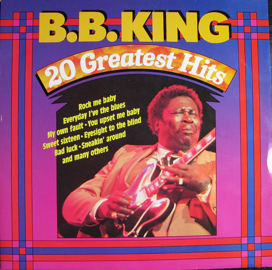 B.B. King 20 Greatest Hits