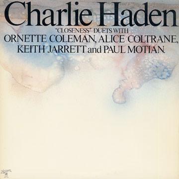 Haden, Charlie Closeness Vinyl