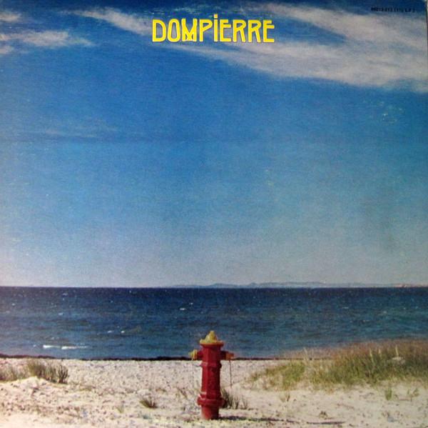 François Dompierre Dompierre Vinyl