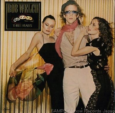 Welch, Bob Three Hearts Vinyl
