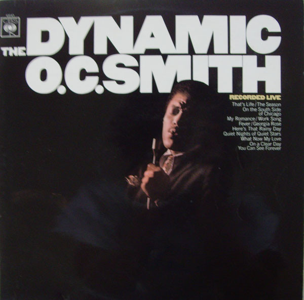 Smith, O.C. The Dynamic O.C. Smith Vinyl