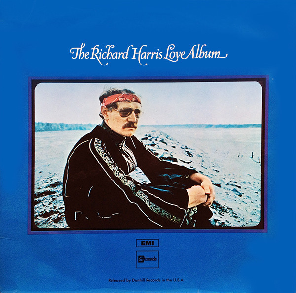Harris, Richard The Richard Harris Love Album Vinyl