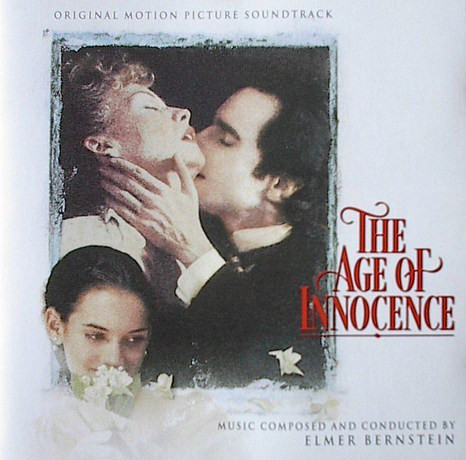 Elmer Bernstein The Age Of Innocence (Original Motion Picture Soundtrack) CD