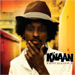 K'Naan Troubadour CD